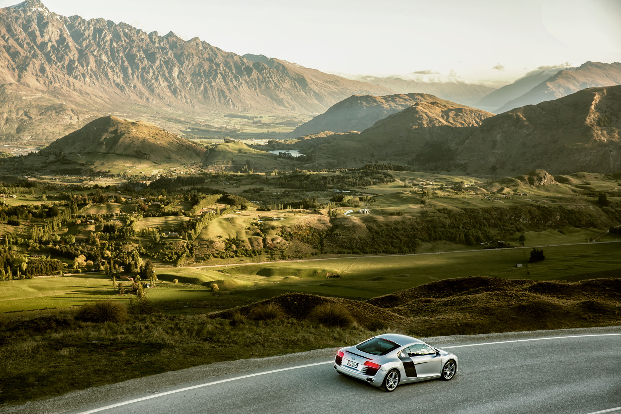 Queenstown Commercial Photography Car photography