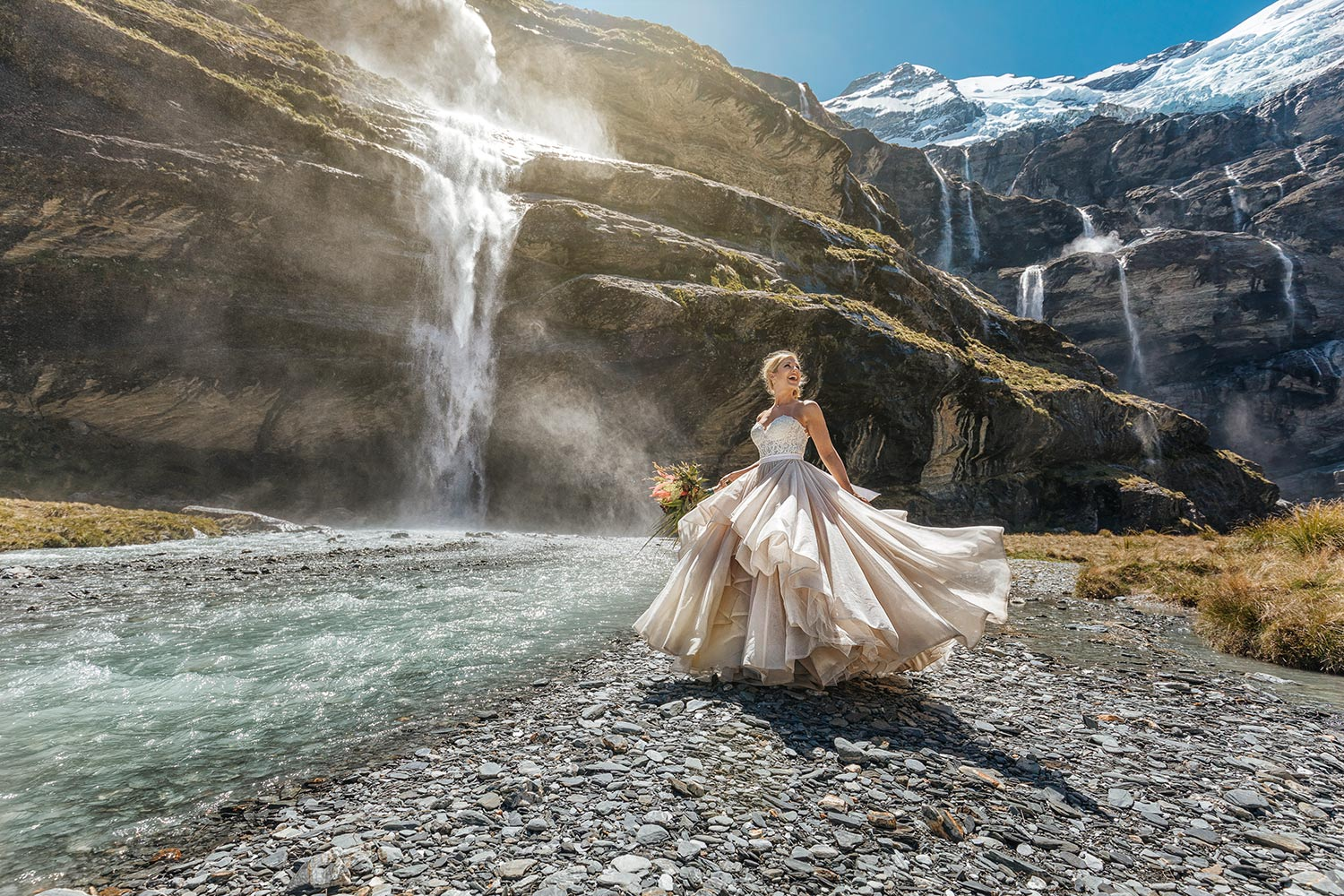 Learn Wedding photography in Queenstown